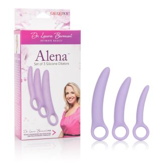 Alena Dr. Laura Berman - Kit de Dilatateurs Vaginaux - 3 Pièces - California Exotics