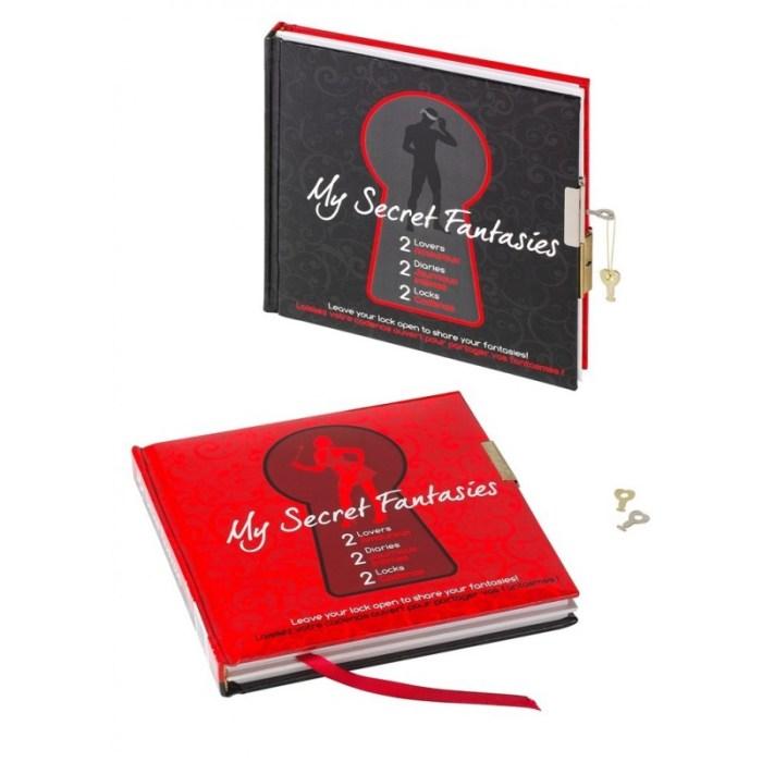 My Secret Fantasies - Journal Intime de Couple