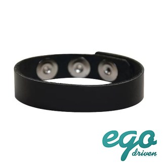 Leather Cock Ring - Anneau Péniens - Ego Driven