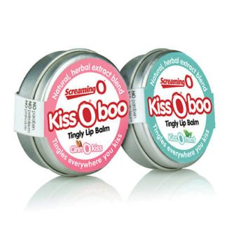 KissOboo - Baume Stimulant - Screaming O
