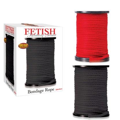 Bondage Rope - Corde - Fetish Fantasy Series