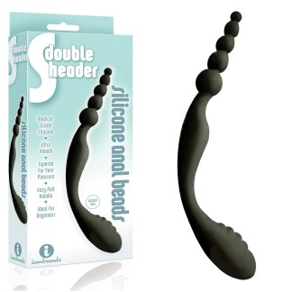 S-Double Header Anal - Boules Anales et Prostate - Icon Brands