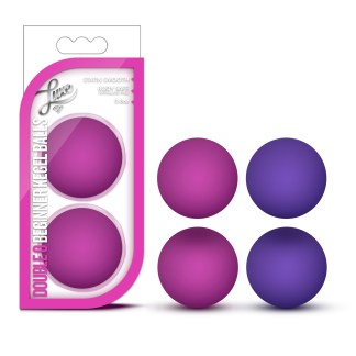 Double O Beginner Kegel Balls - Boules de Kegel - Blush