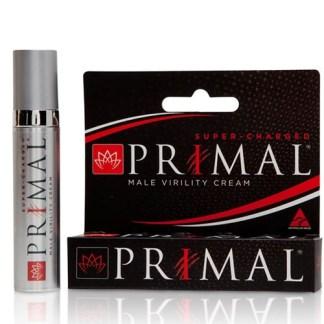 Primal Male Virility Cream - Crème pour le Pénis - Bodcare