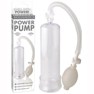 Beginner's Power Pump - Pompe Pénis