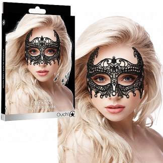 Empress - Black Lace Mask - Masque - Ouch!