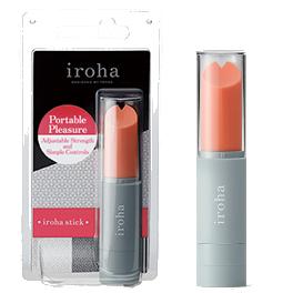 iroha Stick - Rouge à Lèvre Vibrant