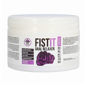 Fist It Anal Relaxer - Lubrifiant Anal - Shots