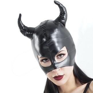 Masque de Diable en Wetlook - D9387 - Coquette