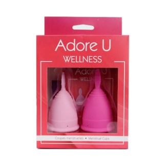 Coupes Menstruels - Adore U - Wellness