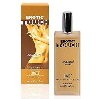 Erotic Touch Sensual Women - Parfum pour Elle avec Pheromone - Hot