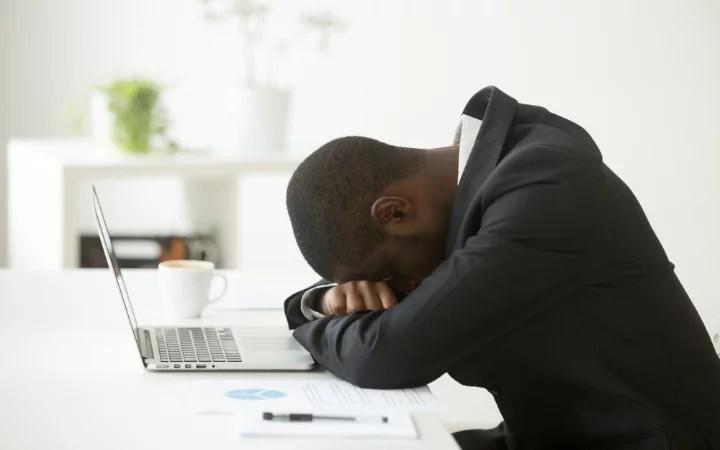 Qu'est-ce qui amène vos employés à faire du présentéisme ?