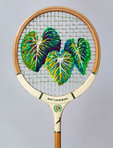 what-a-racket-green-one
