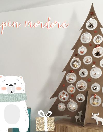 Noël mordoré : la décoration de mon sapin