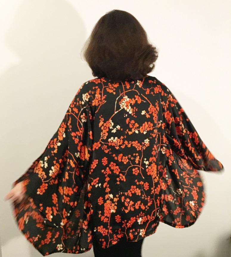 kimono de dos