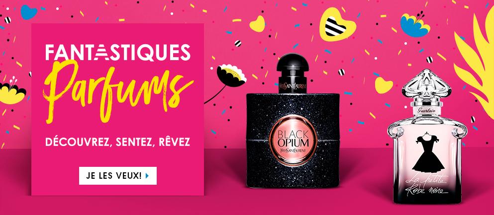 fantastiques parfums