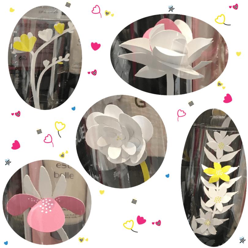 fleurs en papier inspi sephora fantastiques parfums