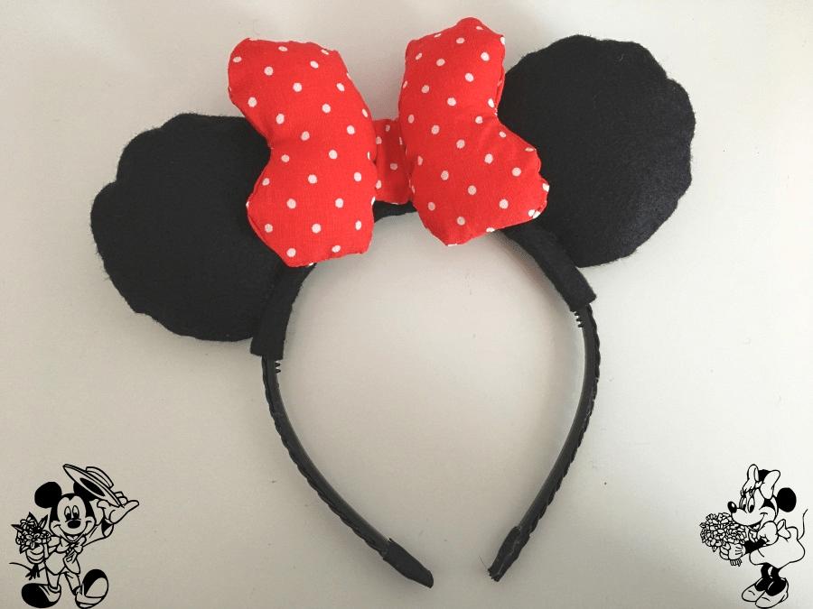 Retour en enfance : mes oreilles de Minnie ♥