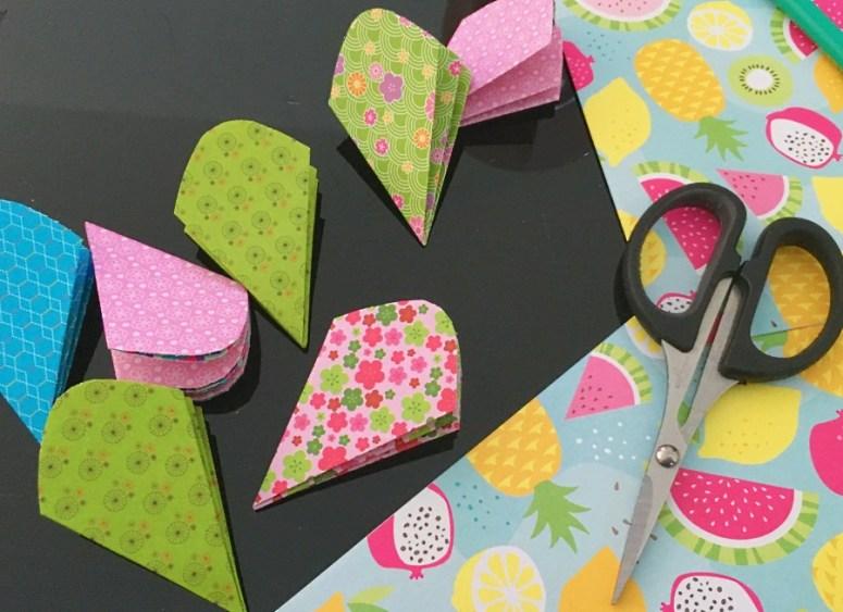 plier papier carte pop up 1