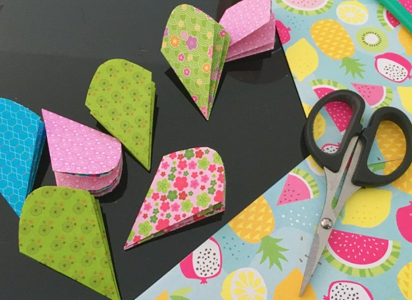 plier papier carte pop up 1