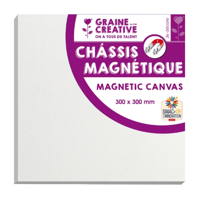 chassis magnetique carre 30