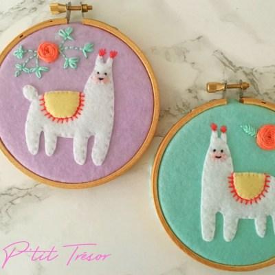 Happy llamas – Joyeux lamas