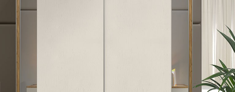 Armario colección Valentina-blanco-lino