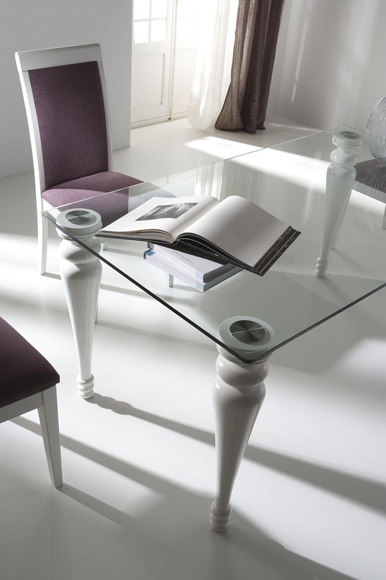 Muebles Monrabal Chirivella. Mesa Comedor colección Penélope