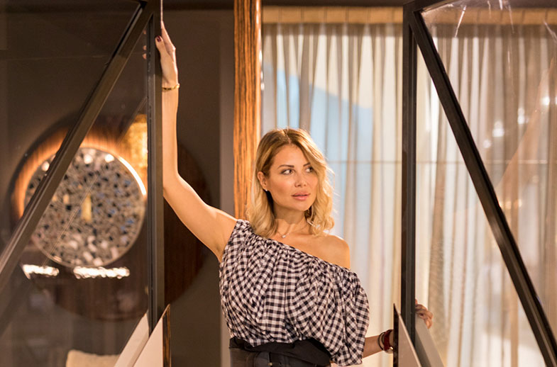 Aneta mijatovic diseñadora de interiores habitacion lujo