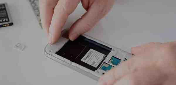 Réparation batterie de téléphone portable à rennes