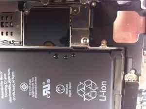 Comment faire si mon portable est tombé dans l'eau ?