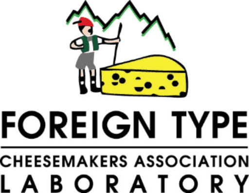 Foreign Type Cheesemakers Association Laboratory