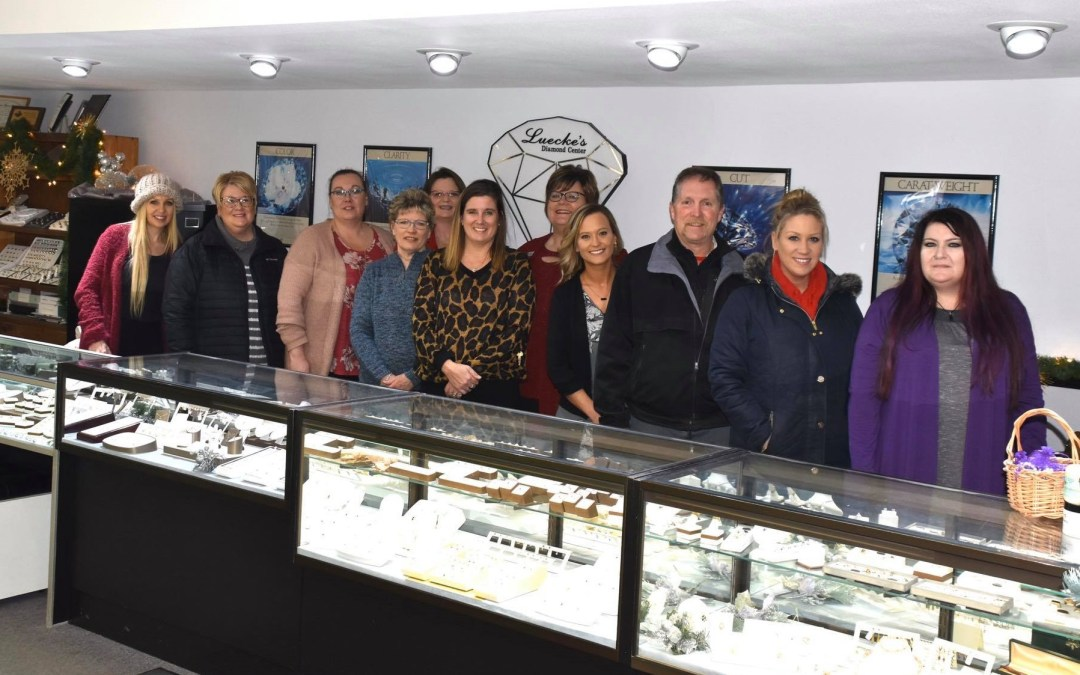 December Chamber Member of the Month: Luecke's Diamond Center