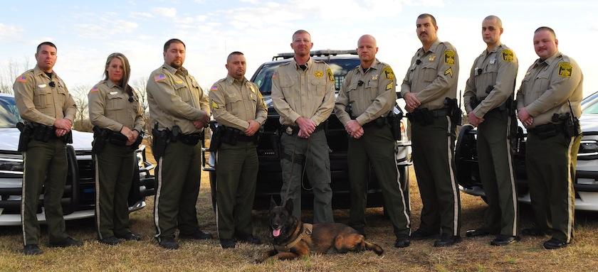Patrol Shifts A & B