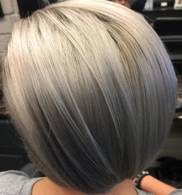 Hairstylist Kim Hansen Haircut Sample