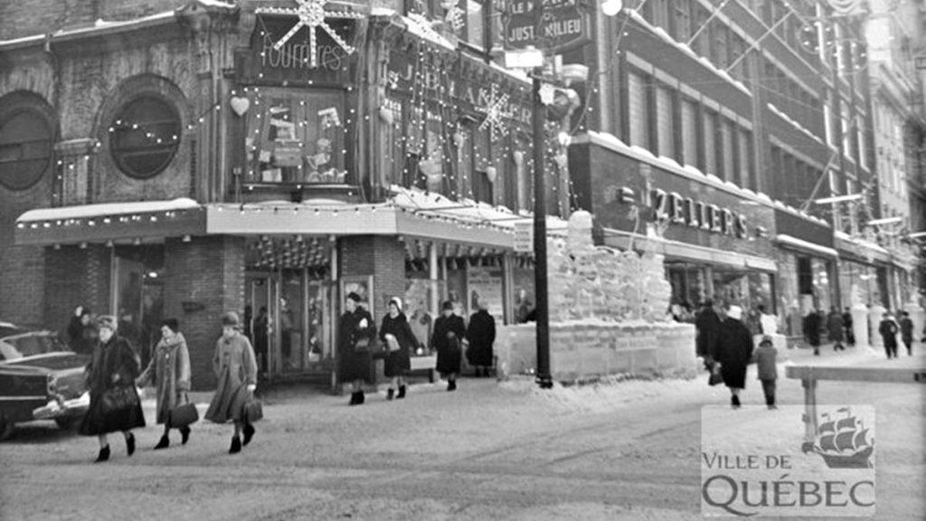 Saint-Roch dans les années 1960 (34) : la « promenade des glaces » de la rue Saint-Joseph