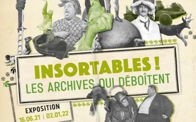 Insortables, les archives qui déboîtent au Mundaneum