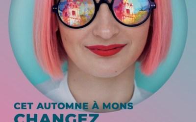 Biennale d'Art et de Culture à Mons du 9/10 au 12/12