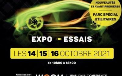 Salon du véhicule de demain au centre de congrès WCCM