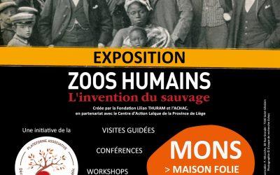 Quinzaine décoloniale à la Maison Folie Mons du 28/10 au 12/11/2021