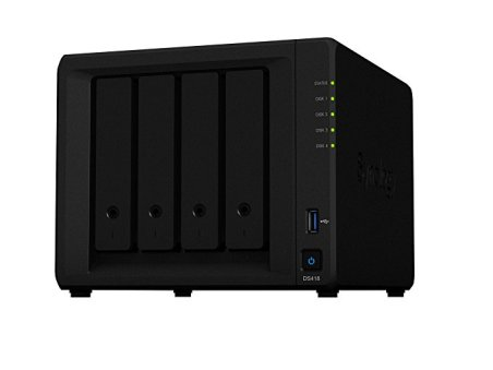 Synology DS418 comparatif nas ds218