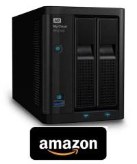WD My Cloud Pro PR2100 Plex NAS