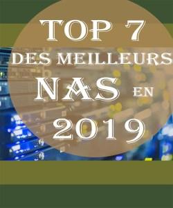Les 7 meilleurs serveurs nas en 2019