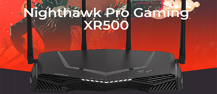 banière netgear nighthawk XR500