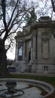 L'entrée du Grand Palais ©Monsieur Benedict