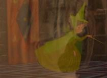 L'une des fées dans la Belle au Bois Dormant ©Monsieur Benedict