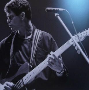 Lou Reed au Palais des Sports en 1978