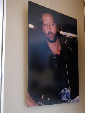 Eric Clapton au Zenith en 1997