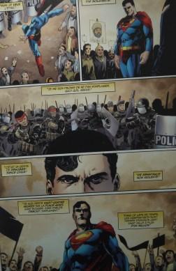 Extrait d'Action Comics (2011) ©Monsieur Benedict
