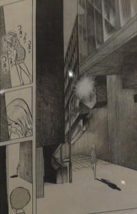 Planche Human Metamorphosis © Tezuka Productions